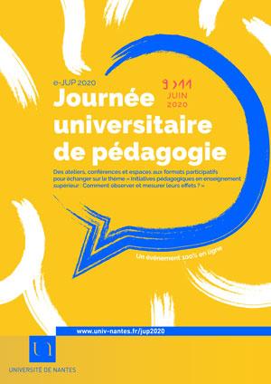 Affiche e-JUP 2020