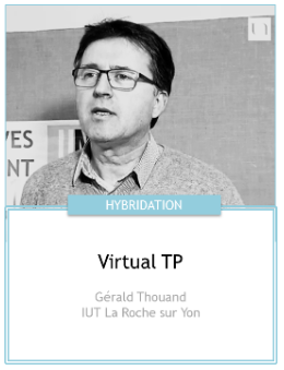 Virtual TP - Gérald Thouand