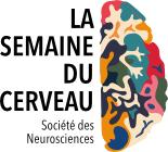 Logo semaine du cerveau - neurosciences